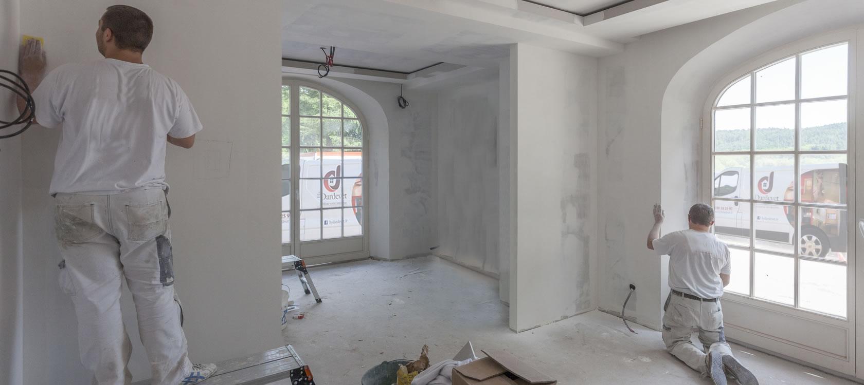 Entreprise rénovation région paca