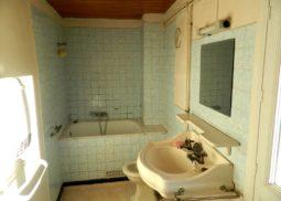 Renovation salle de bains decouverte chantier