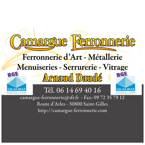 Camargue Ferronnerie partenaire By Dardevet